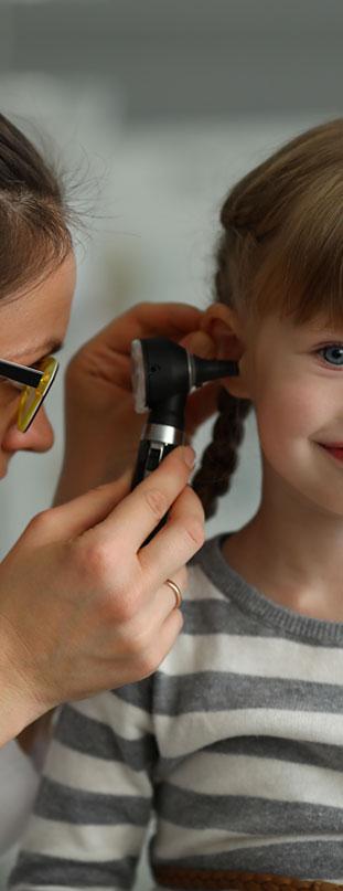 La perte auditive chez lenfant